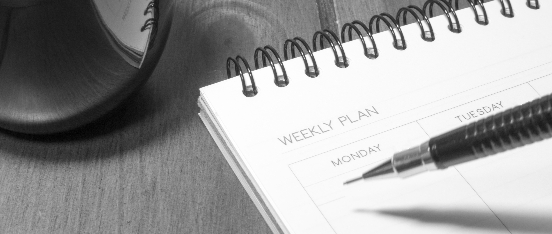 Zeitmanagement – Warum es wichtig ist, auch unsere Freizeit zu planen